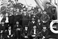 Some of PLASSY's patients after the Battle of Jutland, 31 May 1916