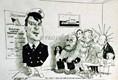 1988 saw P&O embroiled in the National Union of Seaman's strike