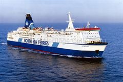 NORSUN at sea