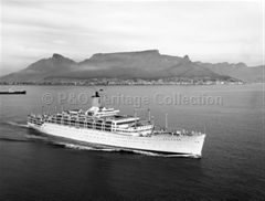 ORCADES at Cape Town
