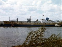 STRATHAIRD at Manchester Terminal, Houston