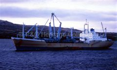 STRATHEWE in the Falklands