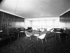 CANBERRA's First Class writing room
