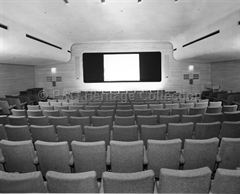 CANBERRA's First and Tourist Class cinema