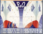 "P&O Brochure for ""The White Sisters"""
