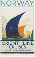 Norway. - Orient Line Cruises