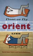 Float or Fly Orient Line