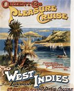 Orient Co's Pleasure Cruise to West Indies