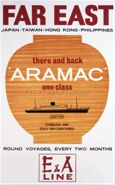 Far East, there and back ARAMAC one class