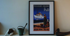 New-Look P&O Prints Site