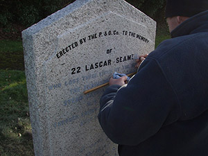 Lost Lascars Remembered 100 years on