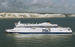 P&o ferries contact