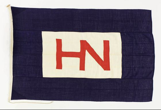 Hain Nourse House Flag