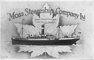 Moss Steamship Company Ltd