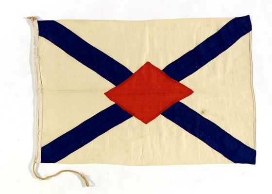 James Nourse House Flag