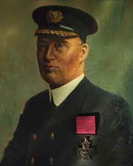 Captain Bisset Smith and his VC