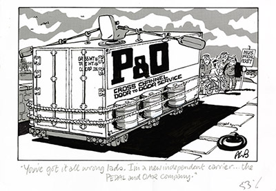 P&O 180: Curator's Choice - Cartoon Crazy